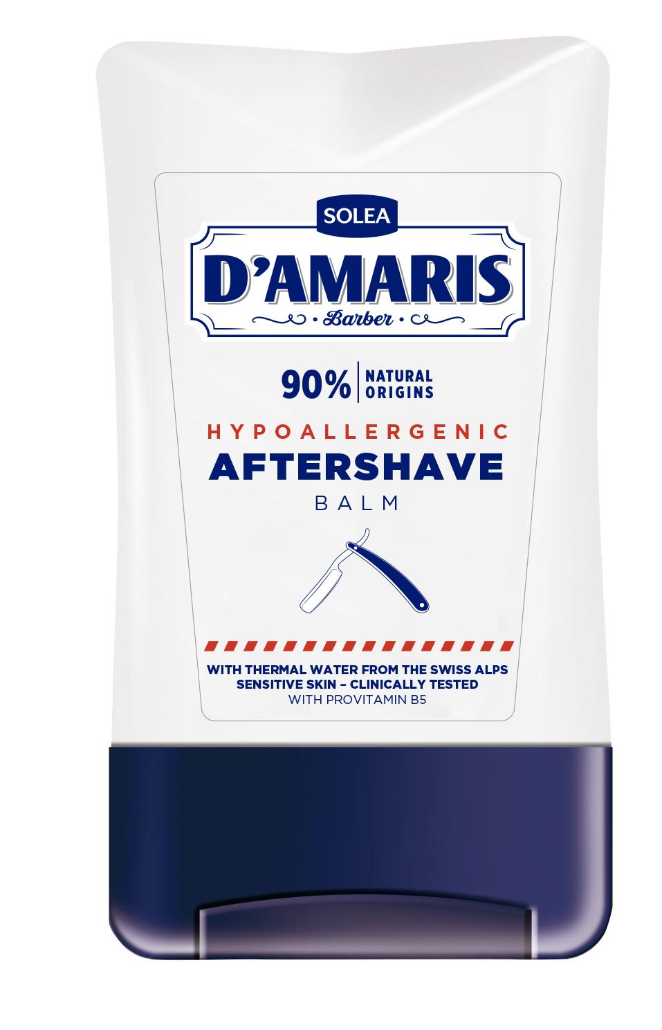 for sensitive skins - anti irritation